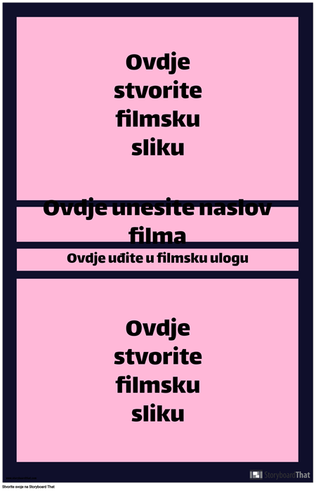 Filmski Poster 2
