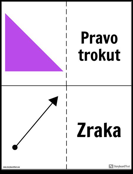 Geometrijske Kartice