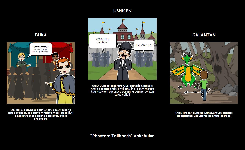 Phantom Tollbooth Vocabulary