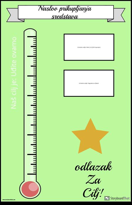Poster za Prikupljanje Sredstava