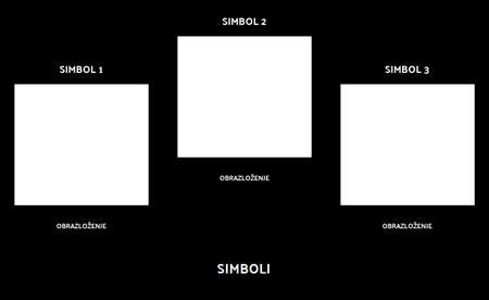Predložak Simbolizma