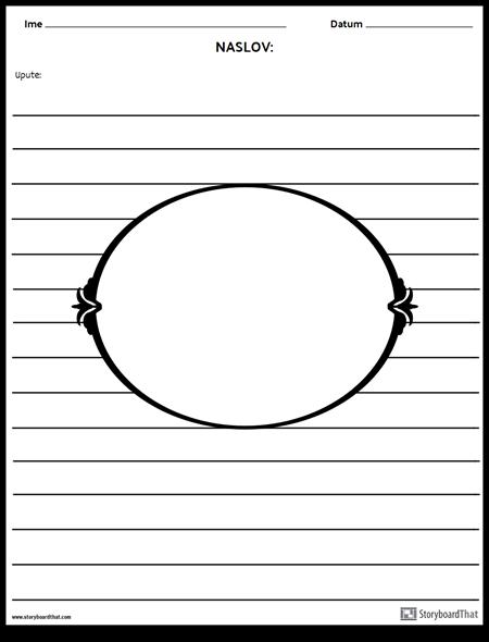 Prikaz Okvira