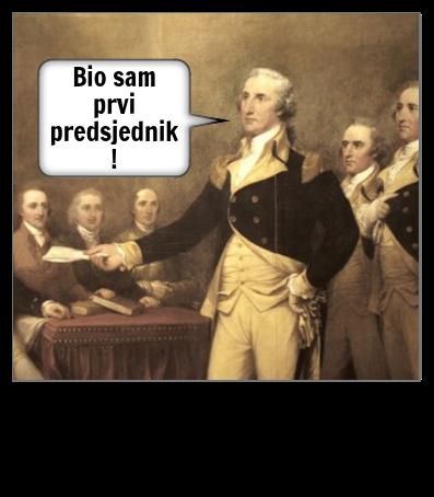 Primjer Georgea Washingtona
