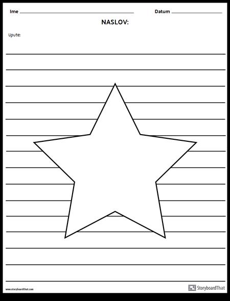 Zvjezdani Ilustracija