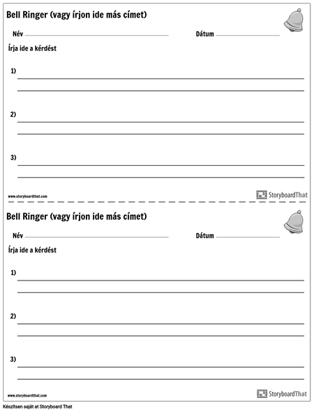 Bell Ringers - Rövid Válaszok