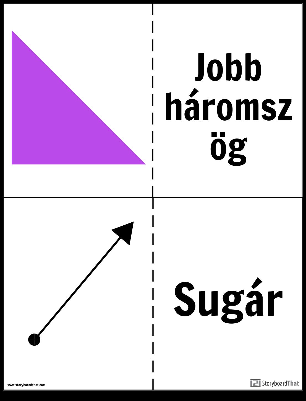 Geometriai Kártyák