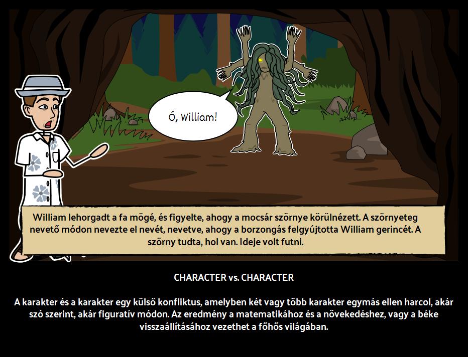 Karakter és Karakter