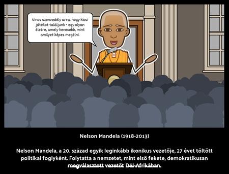 Nelson Mandela Briography