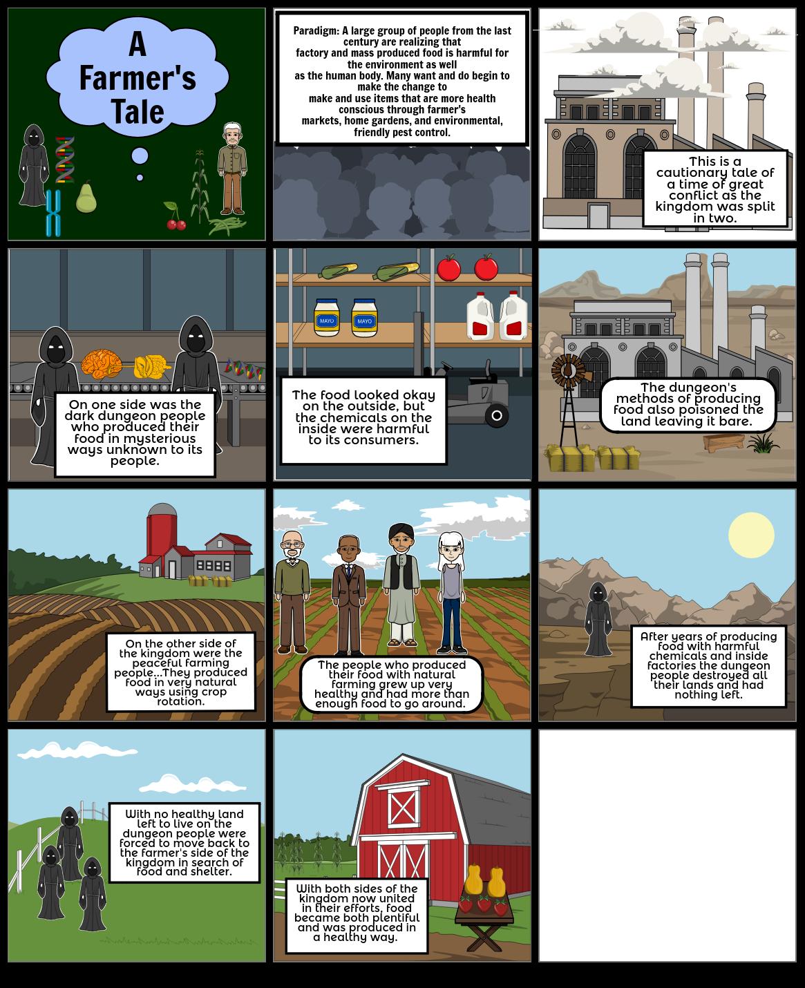 A Farmer's Tale