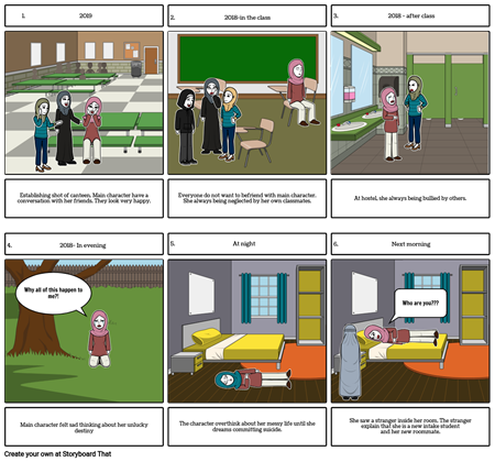 STORYBOARD (SECTION 803)