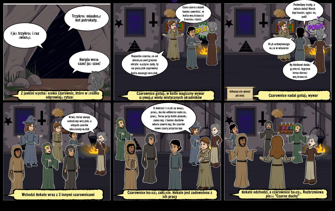 Makbet - komiks
