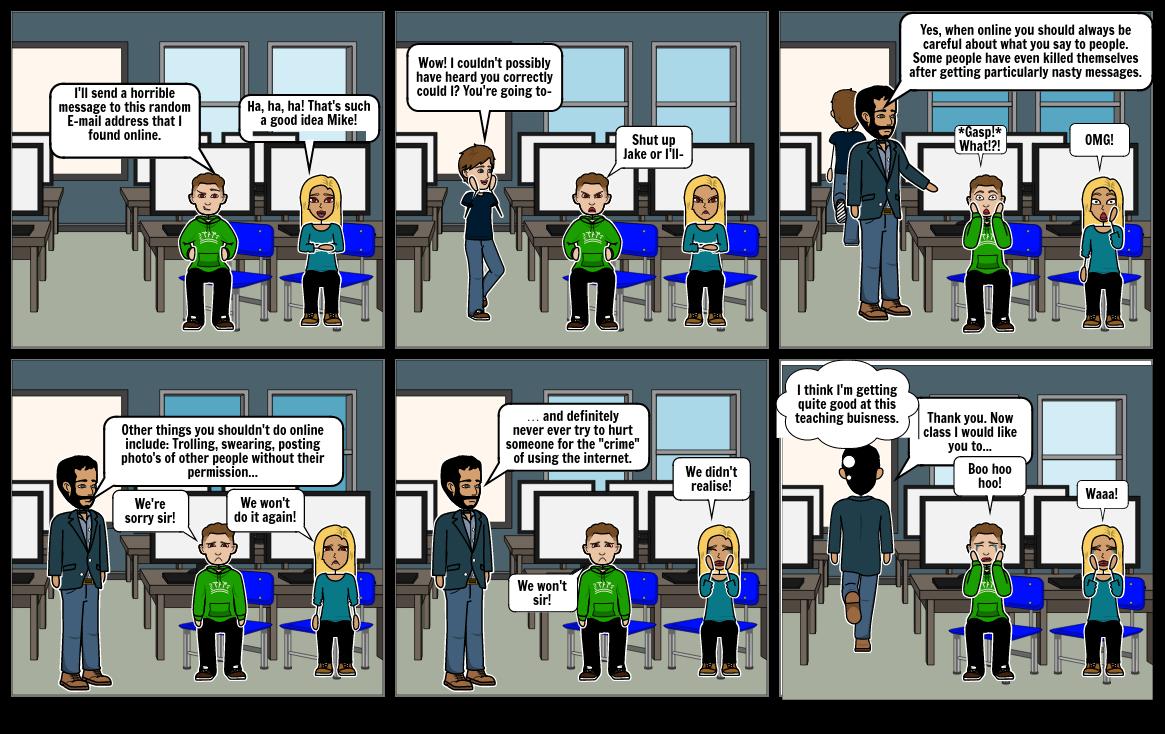 Good Internet User Computing Homework.