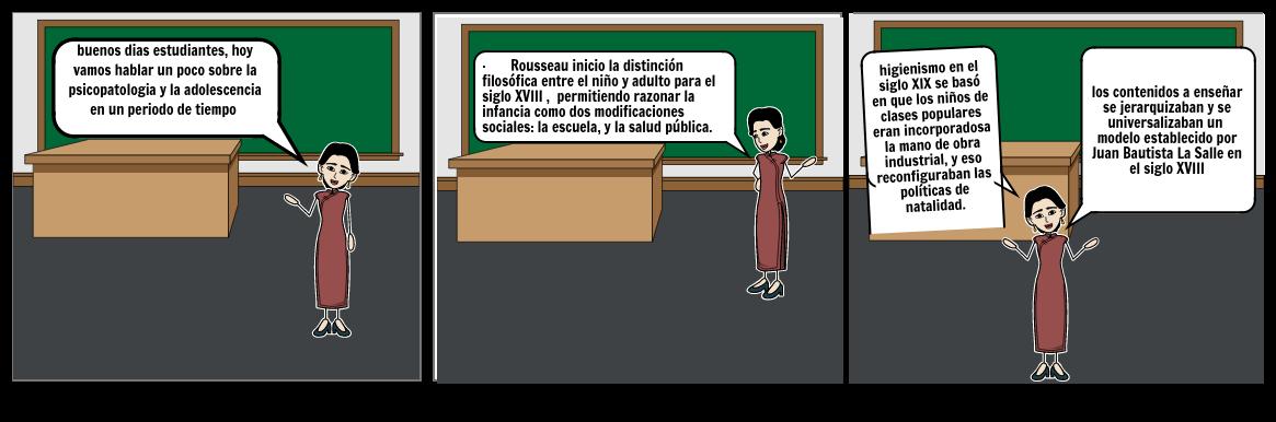 PSICOPATOLOGIA DE LA NIÑEZ Y DE LA ADOLESCENCIA