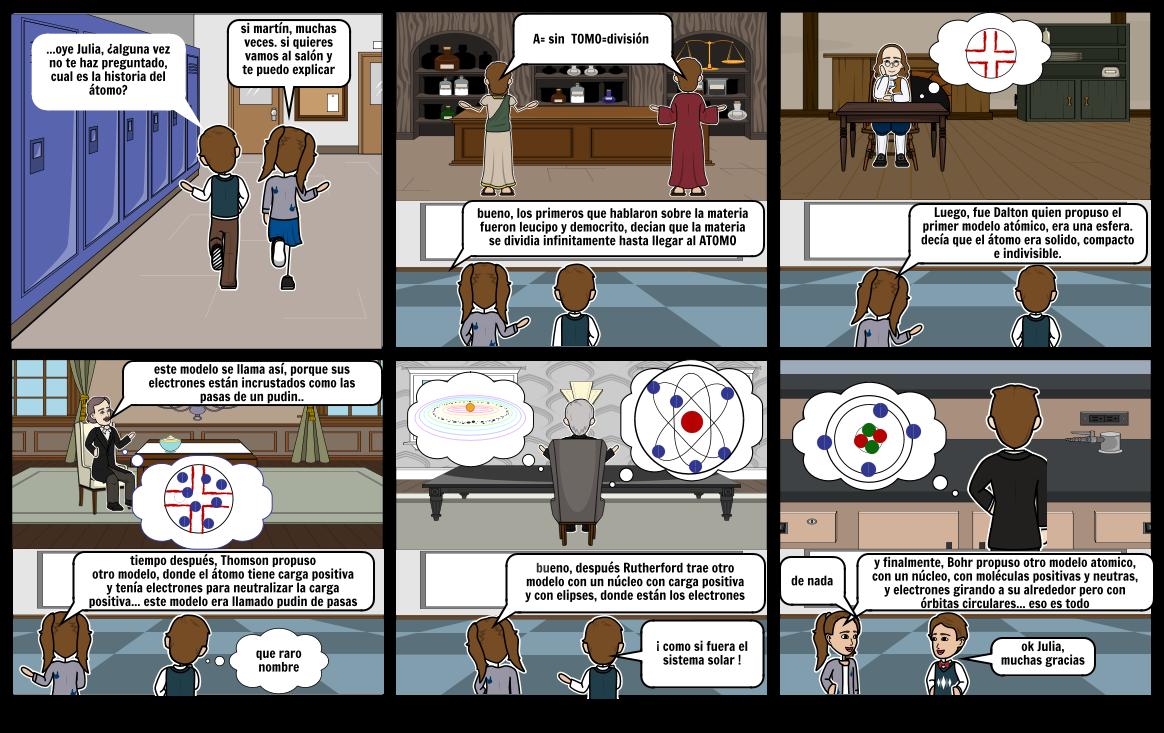 historieta final quimica