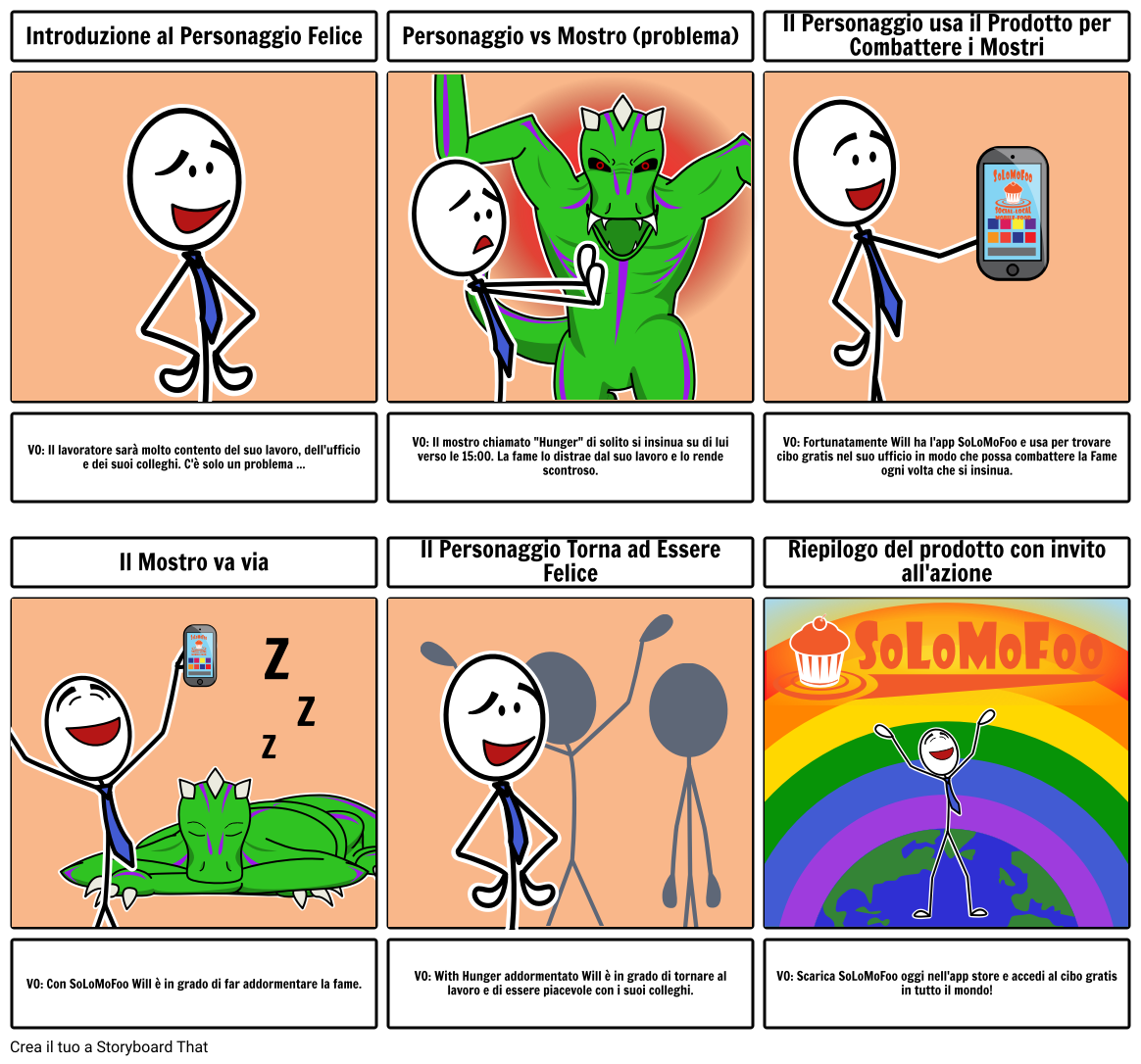 Animato - Esempio