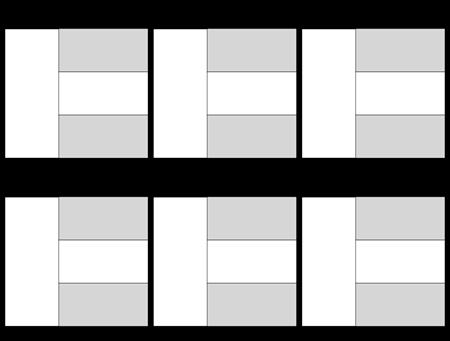Blank Mappa Caratteri