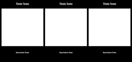 Cellulare in bianco con Titolo-Descrizione