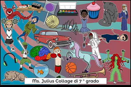 Collage di Classe