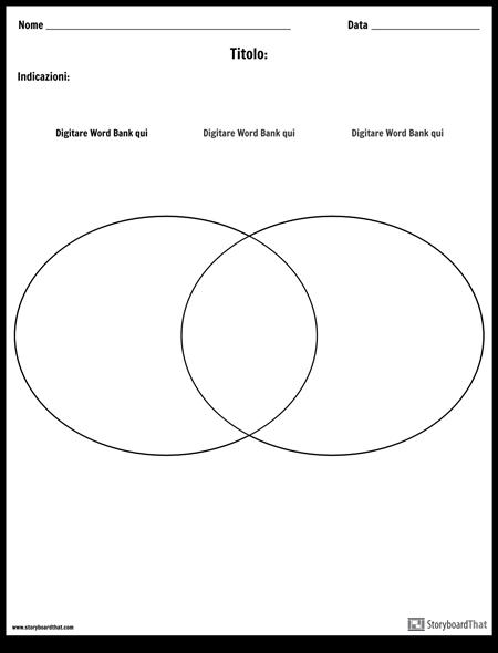 Diagramma di Venn - 2