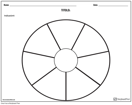 Grafico Circolare - 9
