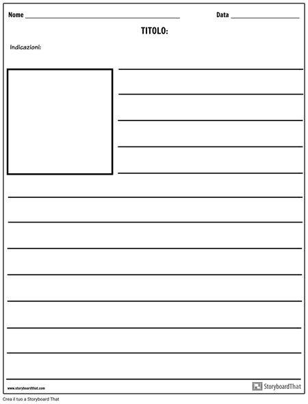 Illustrazione Quadrata