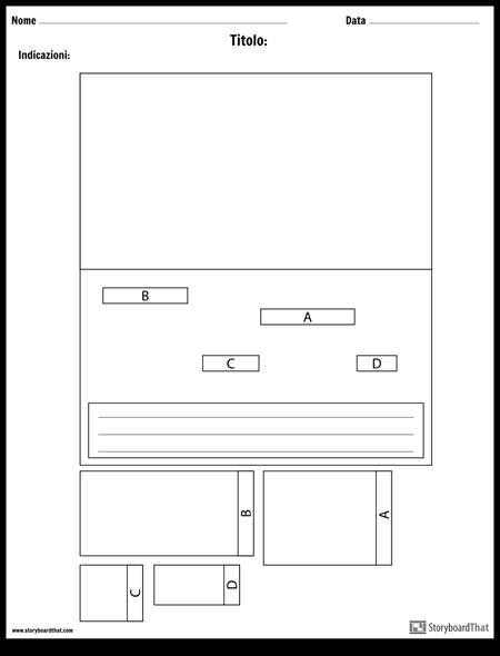 Layout di Diorama Completo