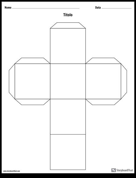 Modello di Cubo di Storia