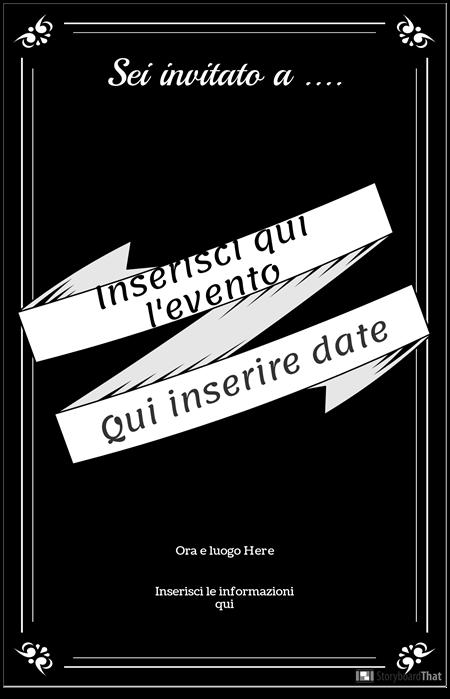 Poster Dell'evento 2