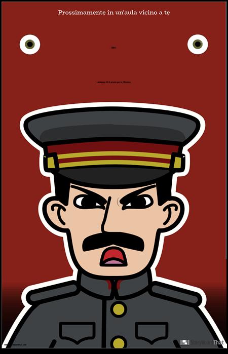Poster ELA del 1984