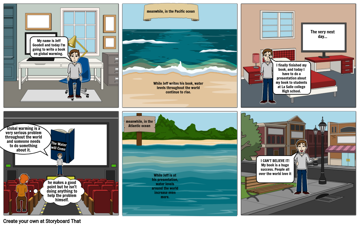 Satire Project Storyboard By J P111