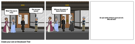 A Bank Robbery in the 1700s