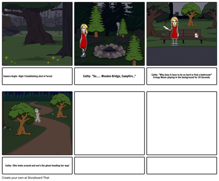 English Task Storyboard