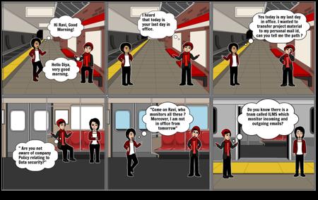 Information Loss Management Service-Awareness