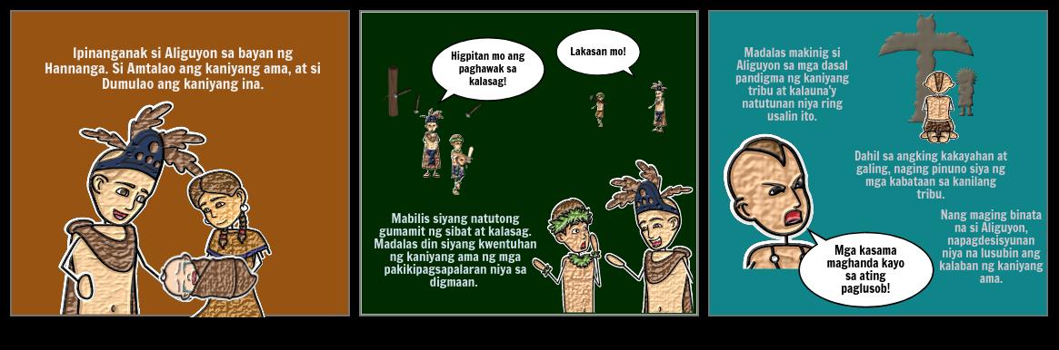 Ang Hudhud ni Aliguyon