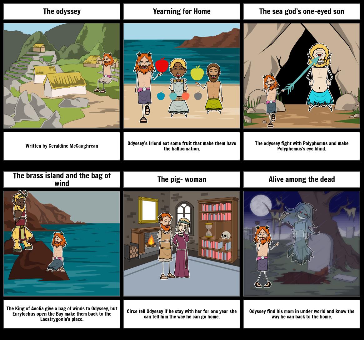Story summarize
