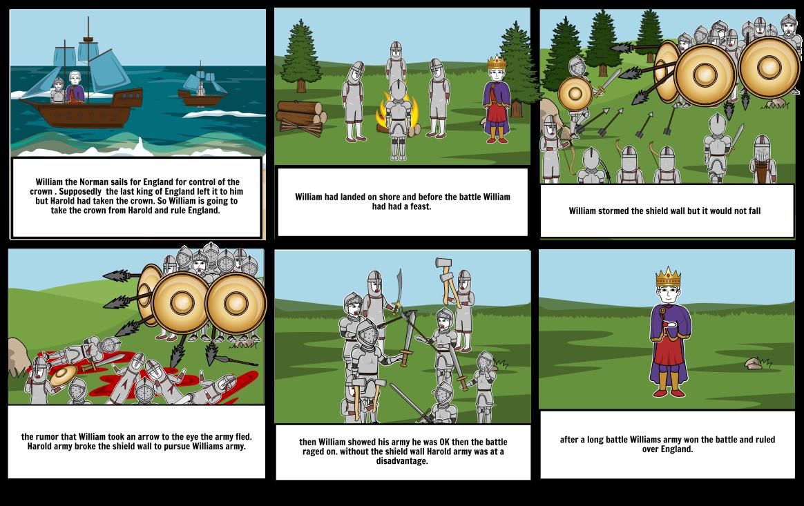 Battle of Haystings