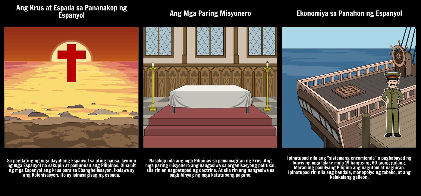 Ang unang dating ng mga kastila sa pilipinas