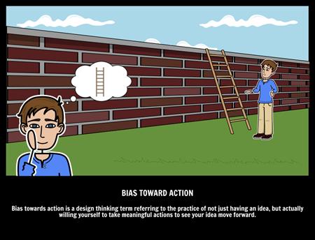 Bias Toward Action