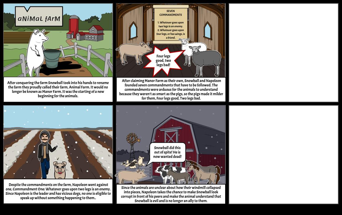 Animal Farm Comic2 - Joy