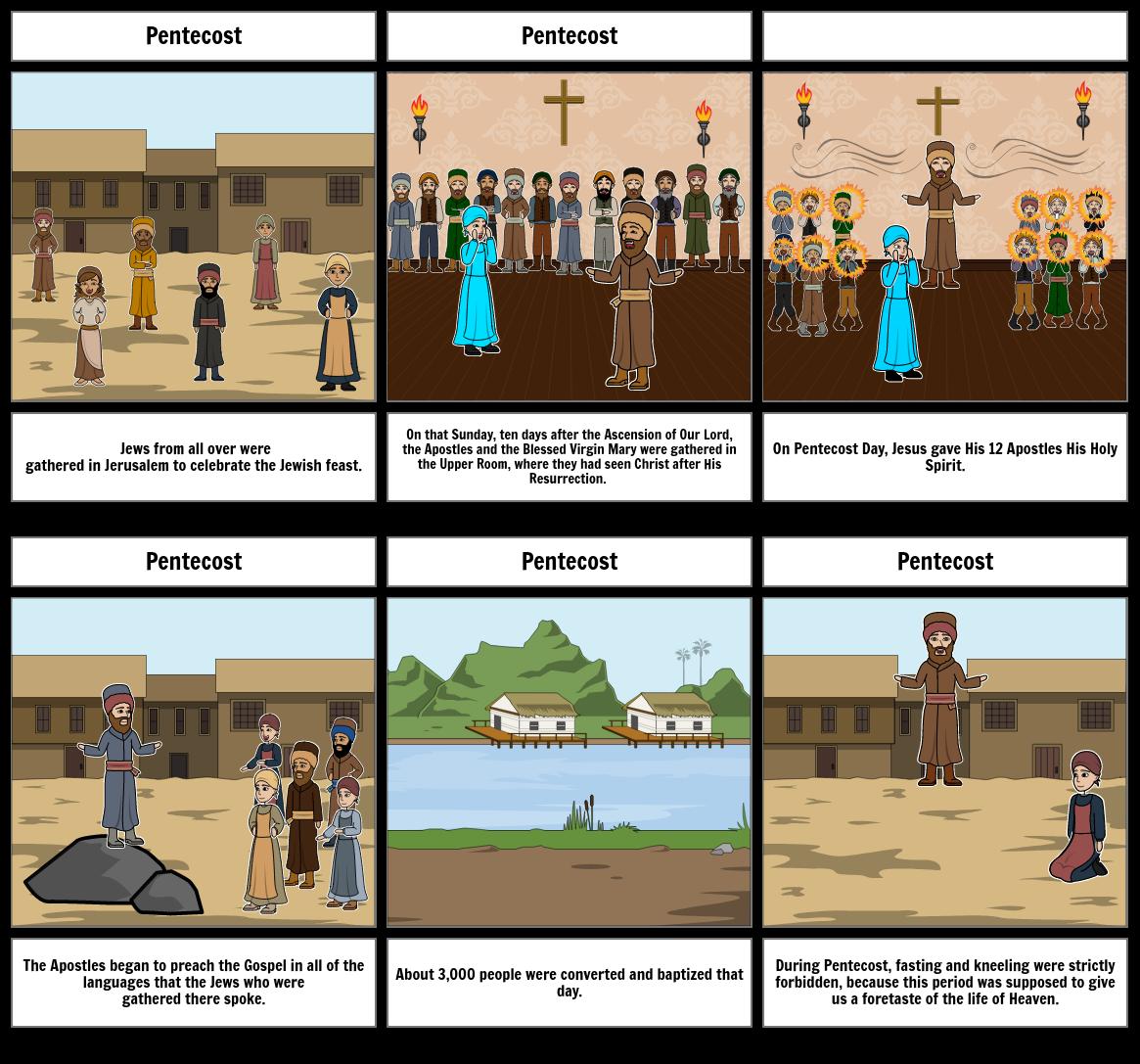 Pentecost Story 2