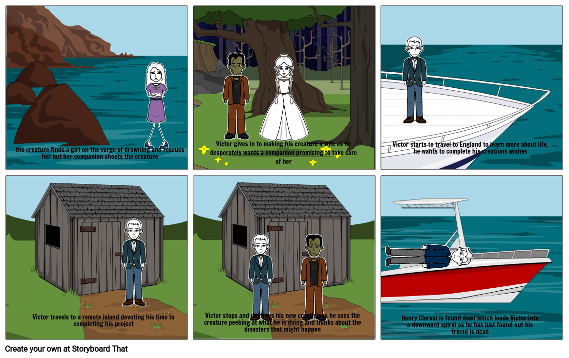 Chapter 16-End Storyboard-Jose Rios