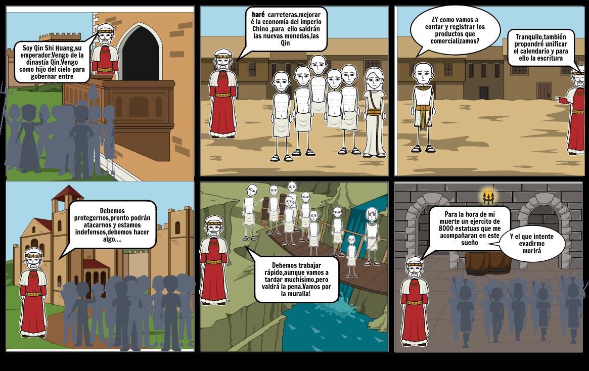 Historieta sociales-politica
