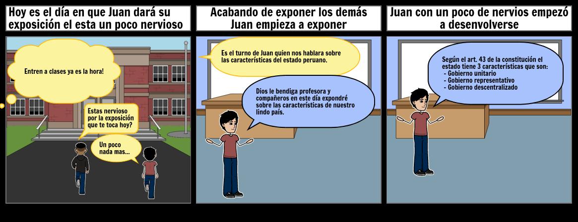 Características del Estado Peruano
