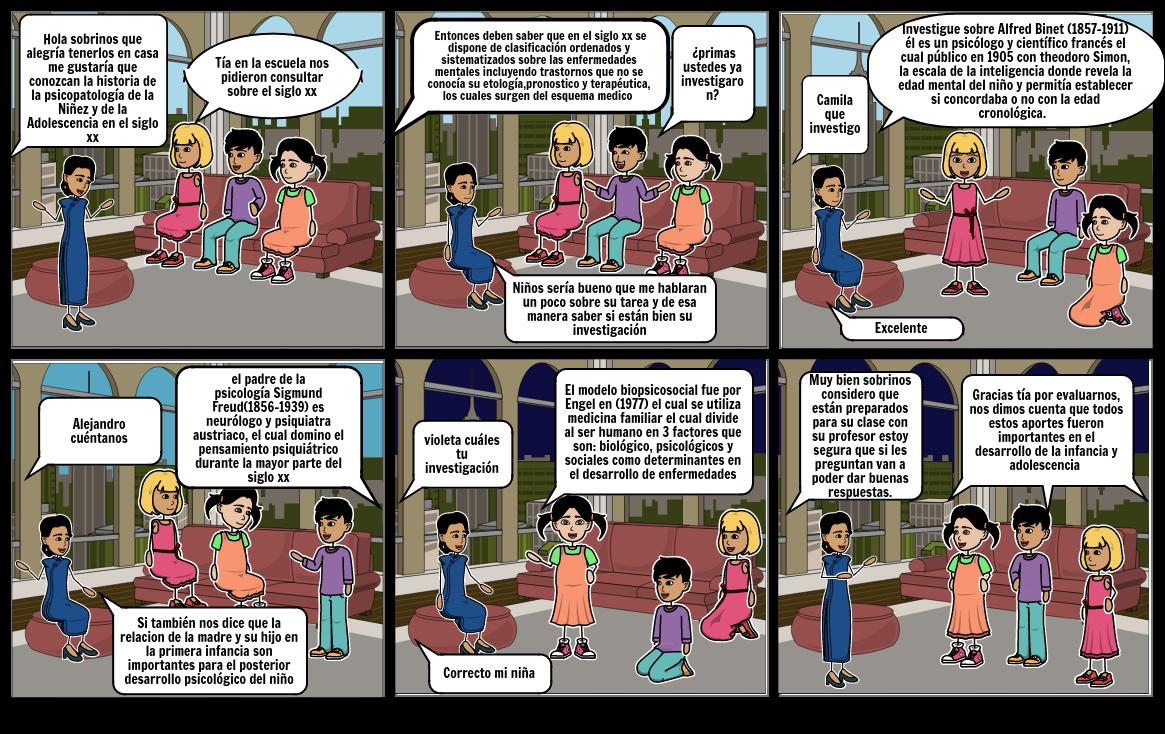 psicopatologia de la infancia y la adolescencia, siglo xx