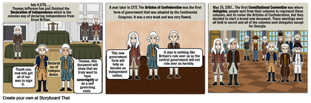 Documenting Democracy: The United Stats Constitution Part 1