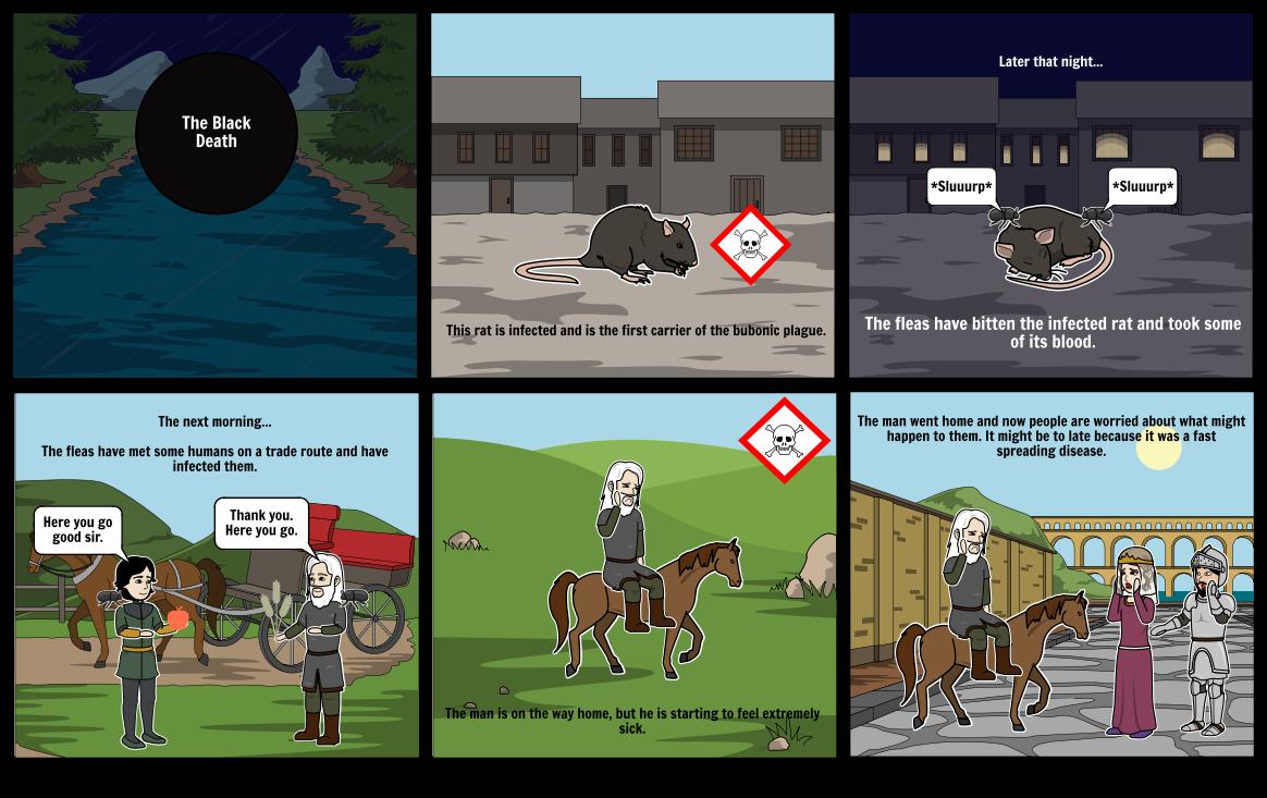The Black Death Part 1