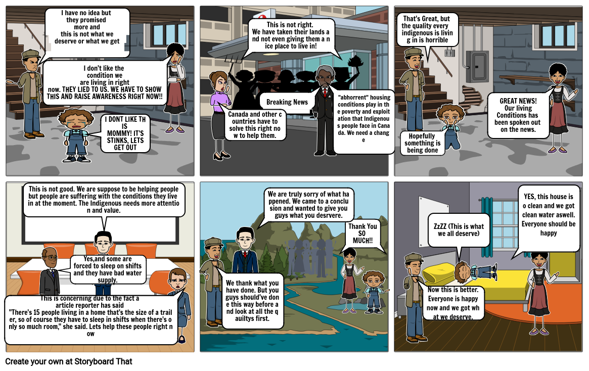 First Nations Living Conflict-CIVICS (BY:KEIRTHAN)