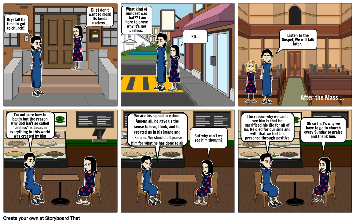 ALCAZAR-Comic Strip