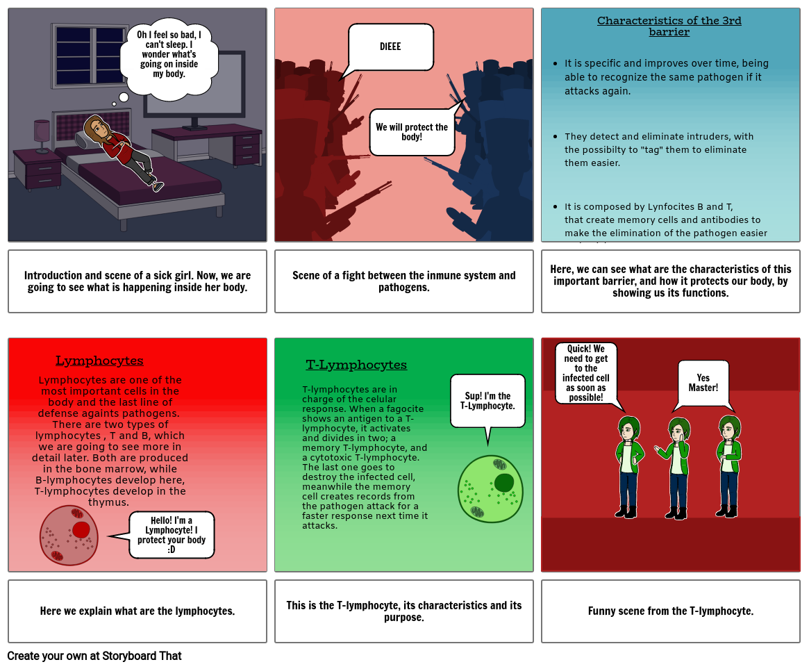 Storyboard Science Subproduct 2