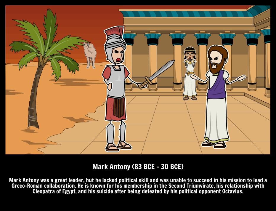 Mark Antony